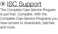 ISC Support